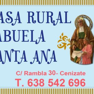 Foto Casa Rural Abuela Santa Ana